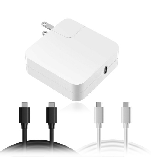 ATcuji 87W PD USB-C Charger Adapter for New Macbook Pro 15-inch Type C -AT1719